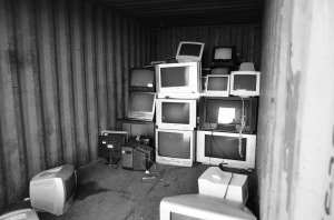 recycling-old-tv